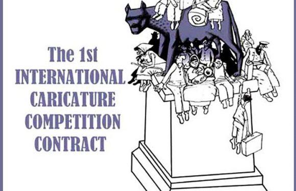 The 1st International Caricature Contest