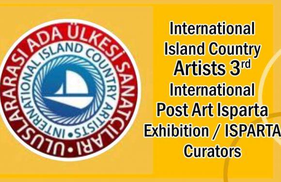 3rd International Post Art Isparta Exhibition
