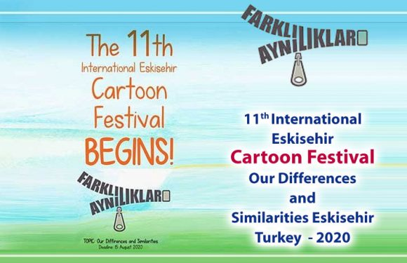 11th Eskisehir Cartoon Festival Turkey – 2020