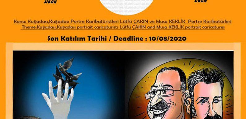 Values of Kusadası International Cartoon Contest Turkey | 2020