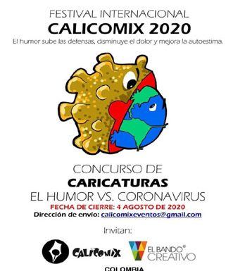 27th Calcomix Festival -Colombia 2020 – Winners