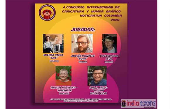 6th International contest-Colombia 2020 result