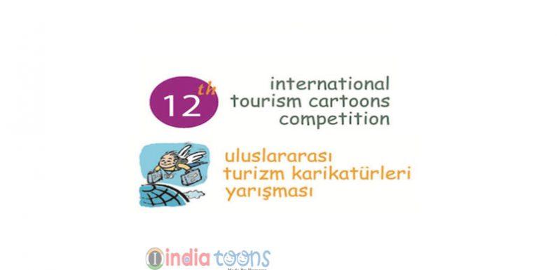 12th International Tourism Cartoon Contest-2020
