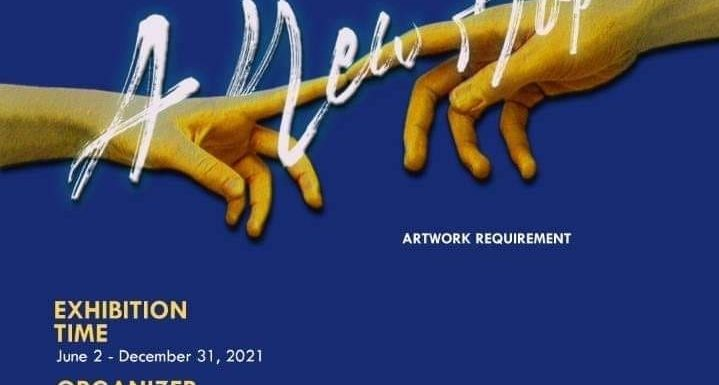 A New Hope Invitation From ASEDAS2021- Virtual Art Digital Exhibition